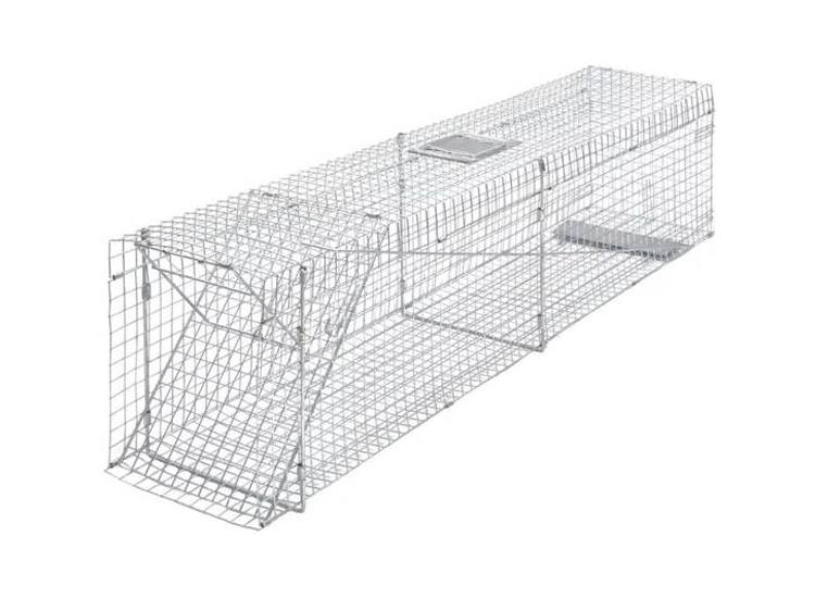 Benson Dierenval met 2 deuren opvouwbaar - 31 x 11 x 11 cm