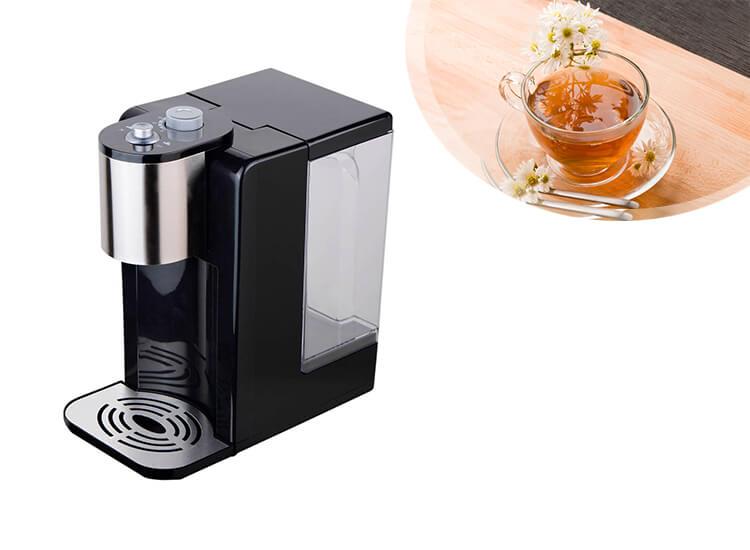 Emerio Instant Cooker - 2,2 L - Gekookt water met ��n druk op de knop