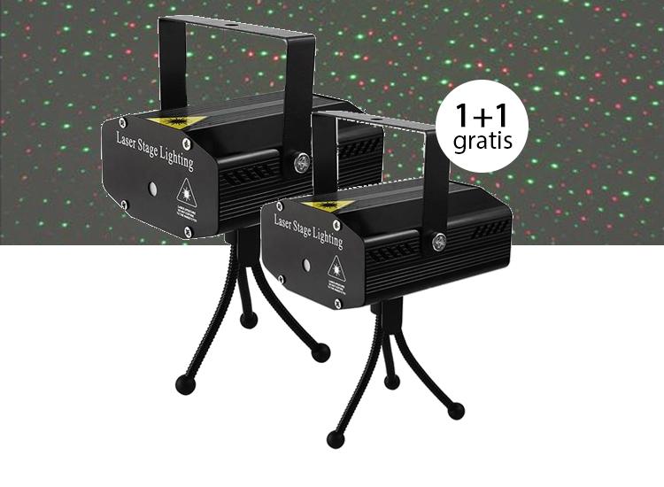 Prolight Laserlight 1+1 Gratis