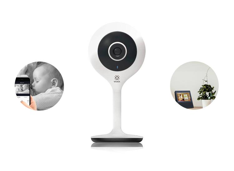 Woox R4024 indoor smart camera