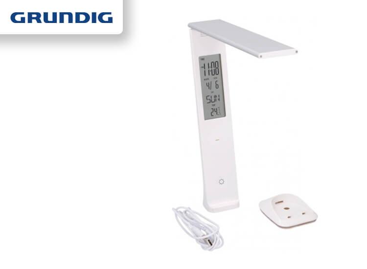 Grundig Dimbare Bureaulamp - oplaadbaar