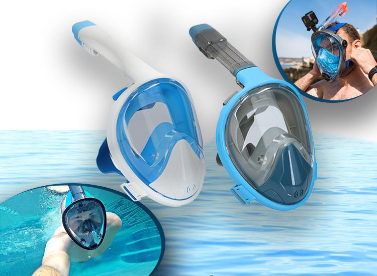 Snorkel masker L-XL
