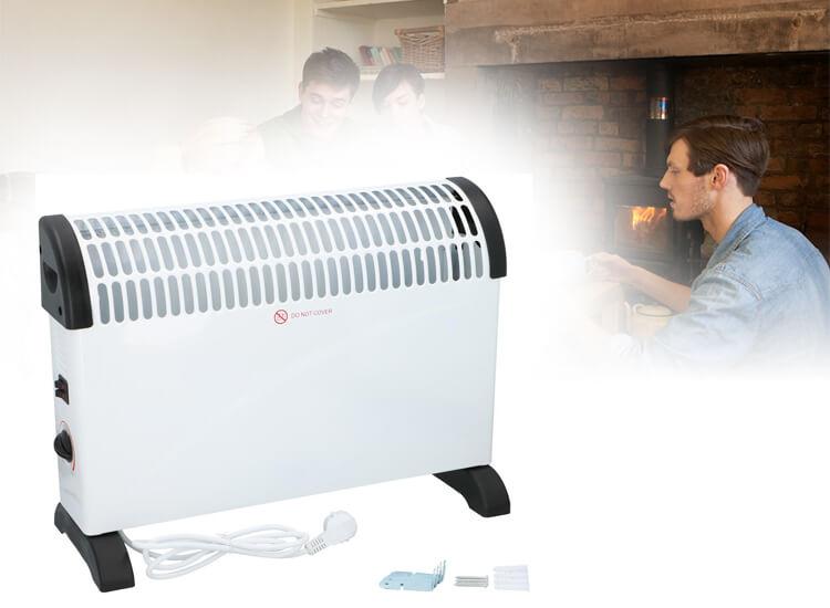 Dagaanbieding - Convectieverwarming-elektrische-kachel-3-standen dagelijkse koopjes