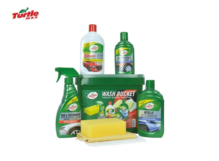 Dagaanbieding - Turtle Wax Autopoets pakket - Glansbewerking dagelijkse koopjes