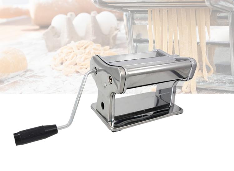Foto Imperial Kitchen Pastamachine - Maak je eigen verse pasta - Chroom