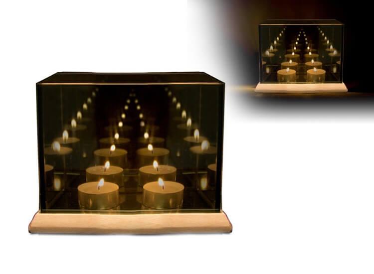 Dagaanbieding - Gusta Waxinelichtjeshouder - Voor een magisch effect dagelijkse koopjes