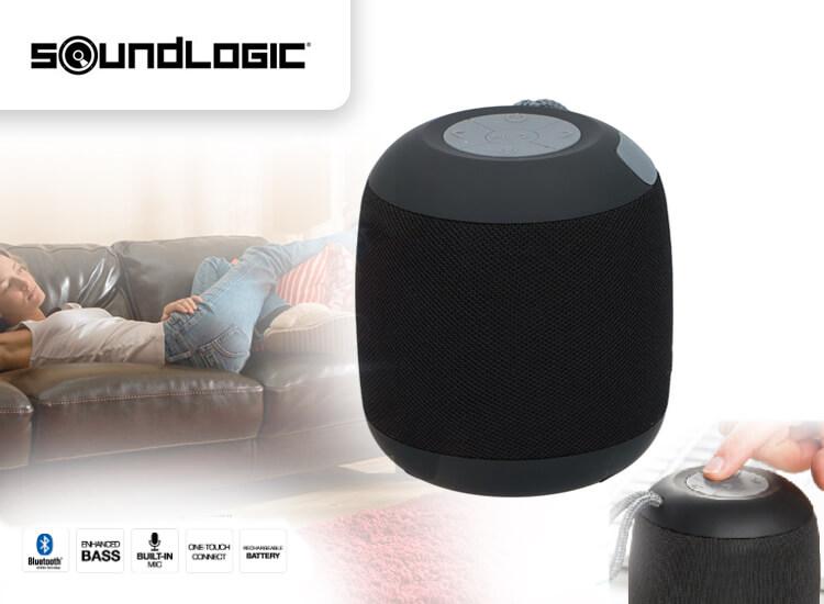 Soundlogic Stembestuurbare speaker - Apple Siri - Google assistent