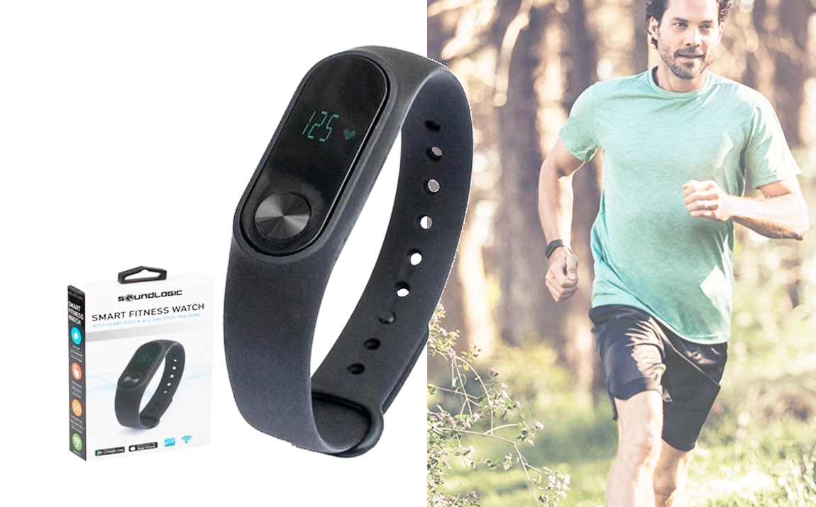Soundlogic Smart Fitness Horloge