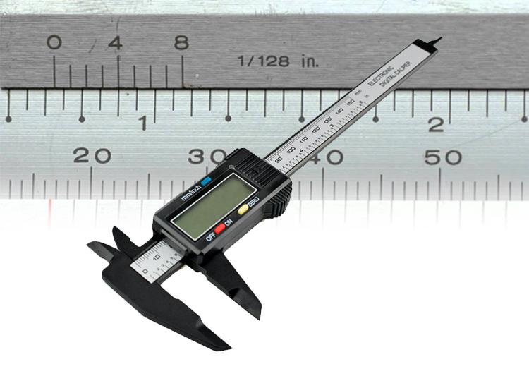 Benson digitale schuifmaat 150 mm