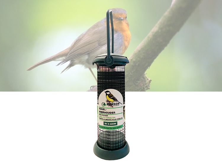 Vogelvoeder - 22 cm