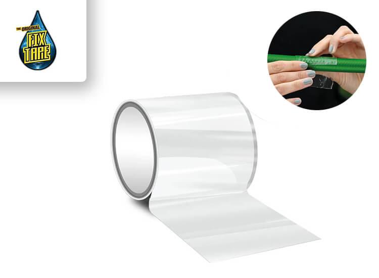 Fix Tape Transparant - Super sterke waterdichte tape