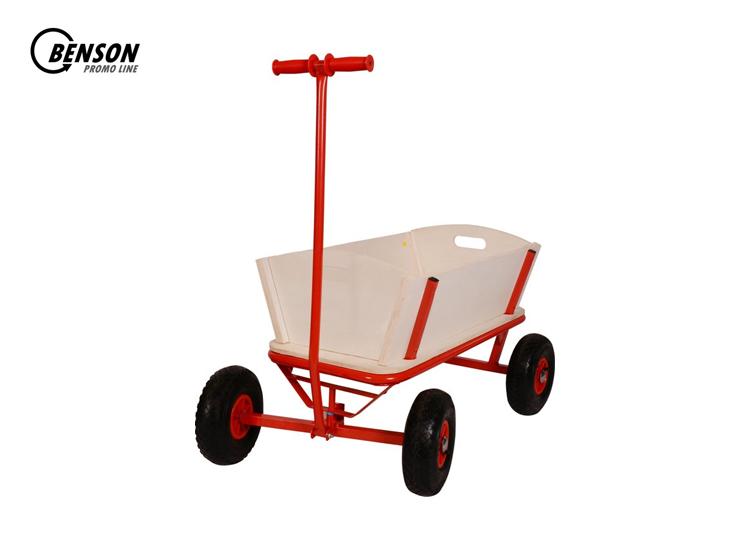 Benson opvouwbare Bolderwagen - Bolderkar