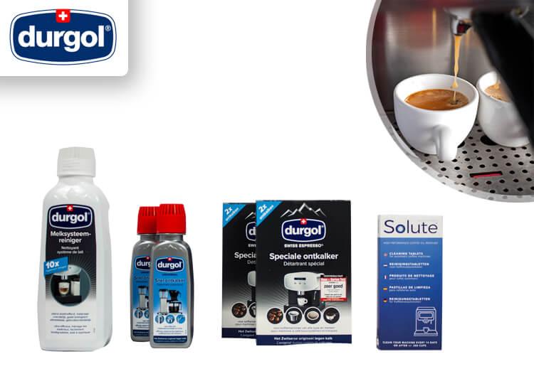 Durgol Koffiemachine onderhoud set - Reiniging set