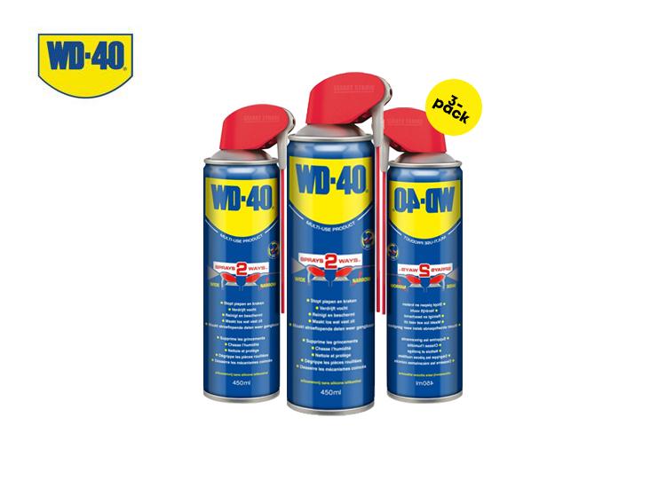 WD 40 Multi-use Product 450ml - 3 stuks