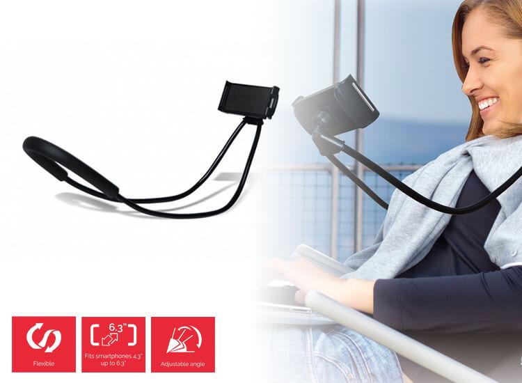 Technosmart smartphone neksteun