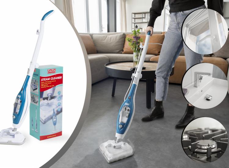 Umuzi Cleaning Luxe Stoomreiniger - 1300 Watt