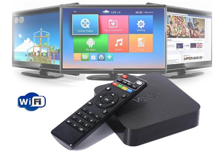 Android TV Box - Mediaspeler - MeMoBOX - Amlogic S805 - Quad Core
