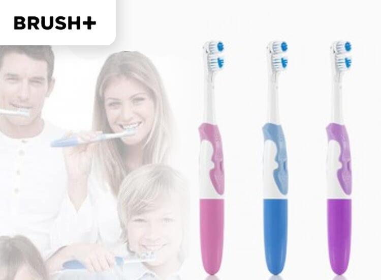 Brush+ Elektrische Tandenborstel