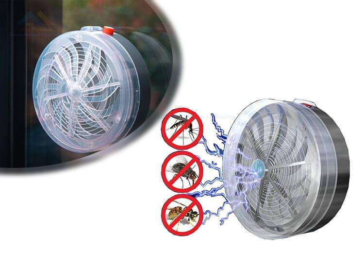 Solar Insecten killer - De ideale muggen killer