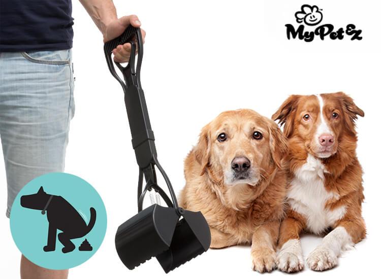 Poep scheppen wordt leukken je de my pet picker poepschepper voor huisdieren al? echt ideaal als je houdt van ...