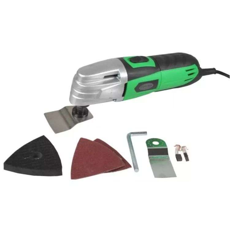 Höfftech Multitool - Oscillerend - 180 Watt