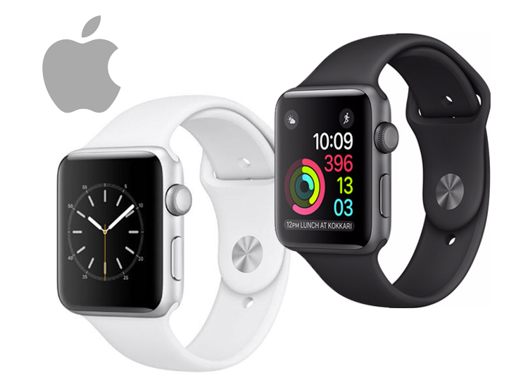 Apple Watch Series 1 - Space grey - 42 mm (refurbished)
