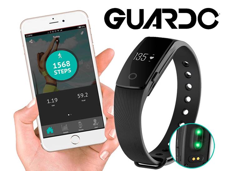 Dagaanbieding - Guardo Fit Coach HR One - Activity Tracker dagelijkse koopjes