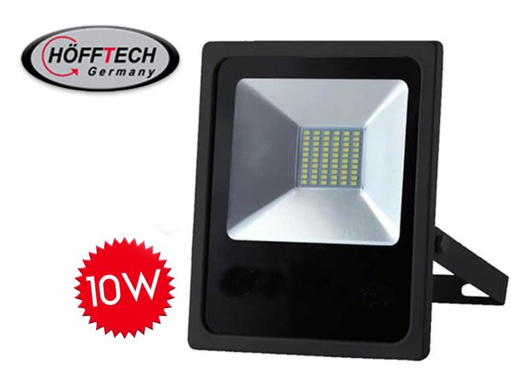 H�fftech led- straler SMD 10 Watt - 800 lumen - Weersbestendig