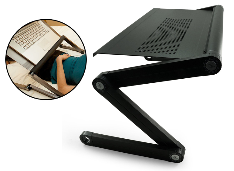 Technosmart Laptop Tafel - Standaard - Verstelbaar