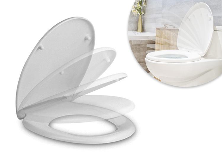 Dagaanbieding - Afneembare Soft-Close Toiletbril dagelijkse koopjes