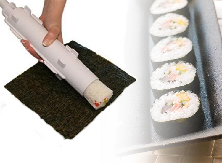 Sushi Bazooka - Eenvoudig heerlijke sushi maken