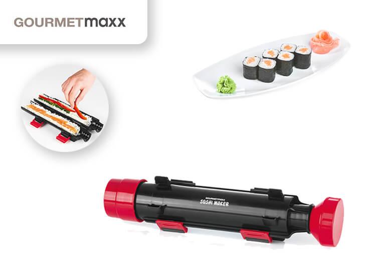 GourmetMaxx Sushi Maker