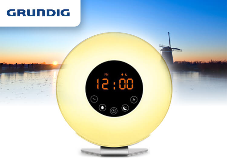 Grundig Wake up light