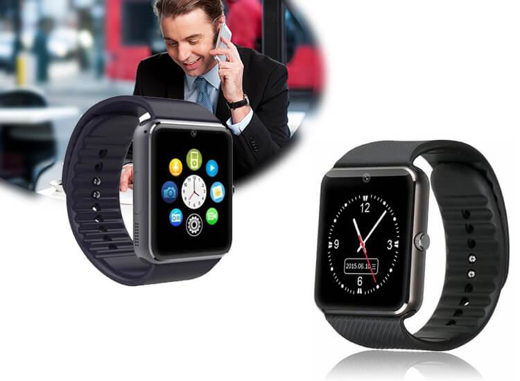 Bluetooth Smartwatch voor Android - Bellen, notificaties en veel meer functies op Dealdonkey.com