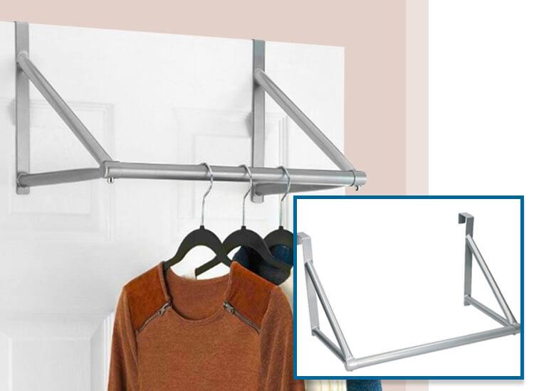 Mis jij ook ruimte om je kleding op te hangen? of heb je te weinig droogruimte voor je was? of een overvolle ...