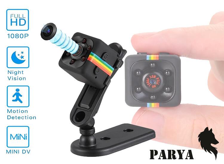 Mutifunctionele mini camera - Full HD videocamera in broekzakformaat
