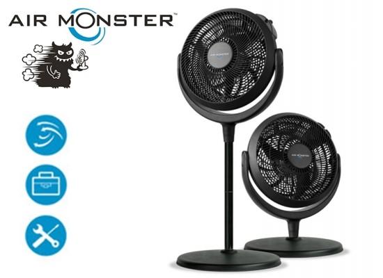 Air monster verstelbare ventilatorals je wilt werken of slapen dan kan een ventilator heerlijk zijn! en die ...